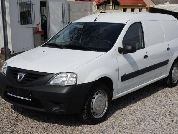 Dacia Logan VAN 1.5dCi 65kW Ambiance, foto 1 Užitkové a nákladní vozy, Do 7,5 t | spěcháto.cz - bazar, inzerce zdarma