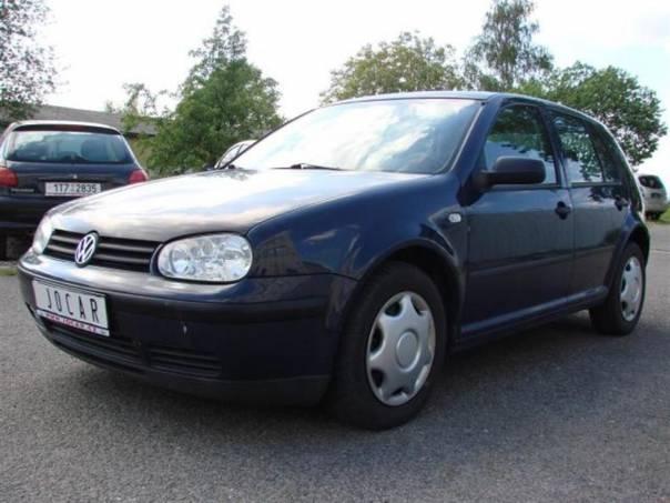Volkswagen Golf 1,6 16v Klima,El.Šíbr, foto 1 Auto – moto , Automobily | spěcháto.cz - bazar, inzerce zdarma