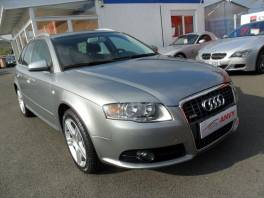 Audi A4 AVANT 2,0 TDI QUATTRO, S-LINE