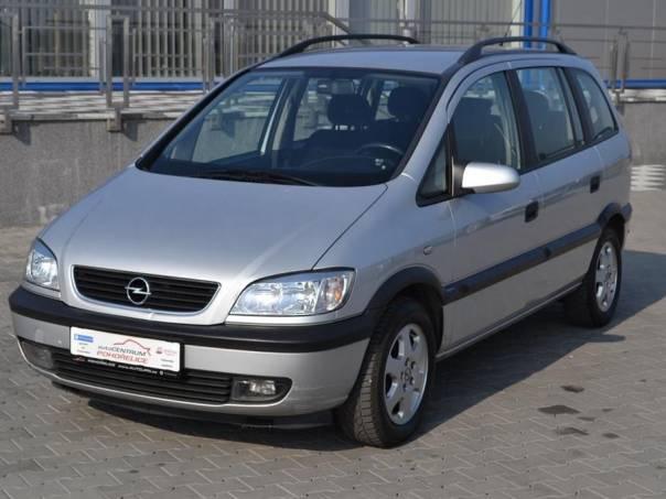 Opel Zafira 2,0 74kW ELEGANCE, foto 1 Auto – moto , Automobily | spěcháto.cz - bazar, inzerce zdarma