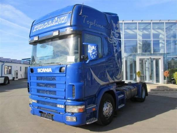 124L 420 Topline, foto 1 Užitkové a nákladní vozy, Nad 7,5 t | spěcháto.cz - bazar, inzerce zdarma