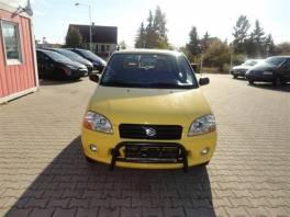 Suzuki Ignis 4*4 4WD GL Yellow Edition