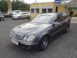 Mercedes-Benz Třída E 220 CDi Elegance, Automat