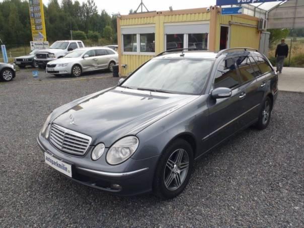Mercedes-Benz Třída E 220 CDi Elegance, Automat, foto 1 Auto – moto , Automobily | spěcháto.cz - bazar, inzerce zdarma