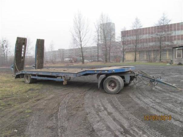 PS 18.14, foto 1 Užitkové a nákladní vozy, Přívěsy a návěsy | spěcháto.cz - bazar, inzerce zdarma