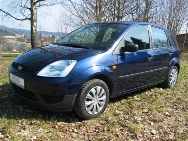 Ford Fiesta 1,4 16v ,TZ, Velmi pěkná   AMBIENTE, foto 1 Auto – moto , Automobily | spěcháto.cz - bazar, inzerce zdarma