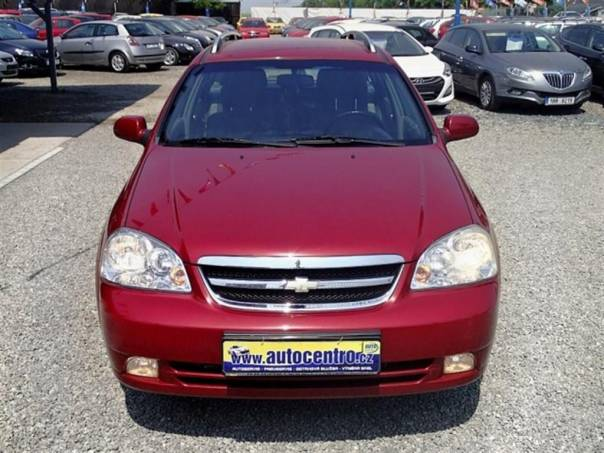 Chevrolet Nubira 1.6i 16V 80KW AC - SERVISKA, foto 1 Auto – moto , Automobily | spěcháto.cz - bazar, inzerce zdarma