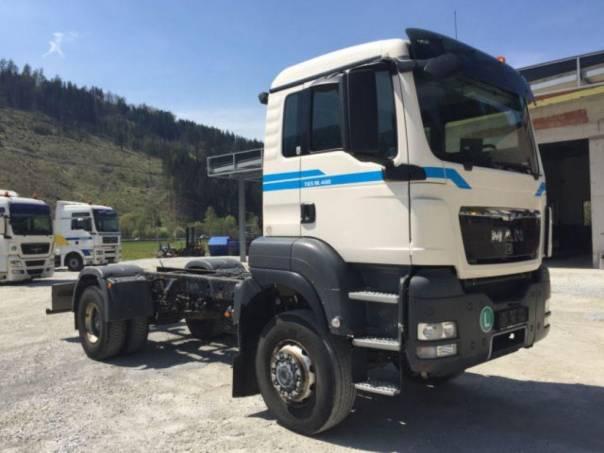 MAN  TGS 18.400  4x4  podvozek EURO 5, foto 1 Užitkové a nákladní vozy, Nad 7,5 t | spěcháto.cz - bazar, inzerce zdarma