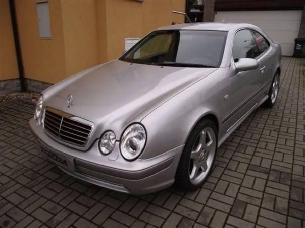 Mercedes-Benz Třída CLK 230 Kompresor*142 kW*ekoplacen, foto 1 Auto – moto , Automobily | spěcháto.cz - bazar, inzerce zdarma