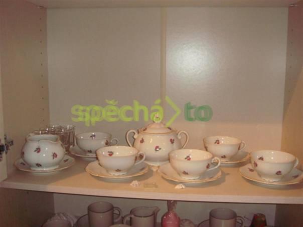 Čajová souprava, foto 1 Bydlení a vybavení, Kuchyně | spěcháto.cz - bazar, inzerce zdarma