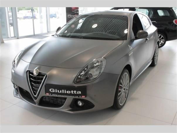 Alfa Romeo Giulietta 240 k TCT Quadrifoglio Verde, foto 1 Auto – moto , Automobily | spěcháto.cz - bazar, inzerce zdarma