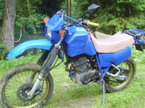 Yamaha XT 600, foto 1 Auto – moto , Motocykly a čtyřkolky | spěcháto.cz - bazar, inzerce zdarma