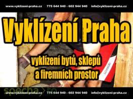 Vyklízení bytů a sklepů Praha