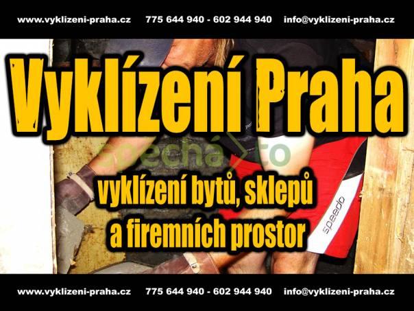 Vyklízení bytů a sklepů Praha, foto 1 Dům a zahrada, Stavba a rekonstrukce | spěcháto.cz - bazar, inzerce zdarma
