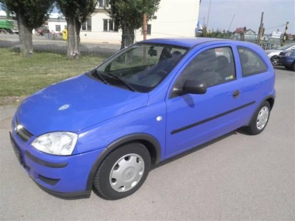 Opel Corsa 1,0 12V, původ ČR, serviska, foto 1 Auto – moto , Automobily | spěcháto.cz - bazar, inzerce zdarma