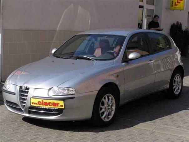 Alfa Romeo 147 1.9 JTD 103kW,červená kůže,Digiklim, foto 1 Auto – moto , Automobily | spěcháto.cz - bazar, inzerce zdarma