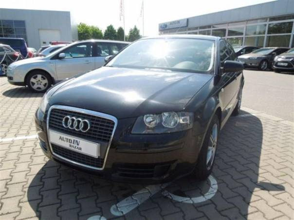 Audi A3 SPORTBACK 1,6i 16V 75 kW / 102 k, foto 1 Auto – moto , Automobily | spěcháto.cz - bazar, inzerce zdarma