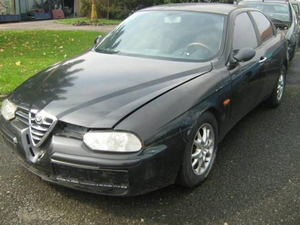 Alfa Romeo 156 1997 1,6 16v 88, foto 1 Náhradní díly a příslušenství, Osobní vozy | spěcháto.cz - bazar, inzerce zdarma