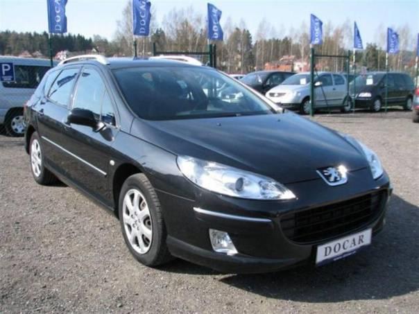 Peugeot 407 1.6 HDI 16V Esplanade, foto 1 Auto – moto , Automobily | spěcháto.cz - bazar, inzerce zdarma