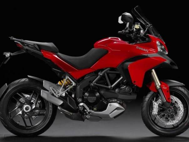 Ducati  Multistrada MTS 1200 ABS, foto 1 Auto – moto , Motocykly a čtyřkolky   spěcháto.cz - bazar, inzerce zdarma