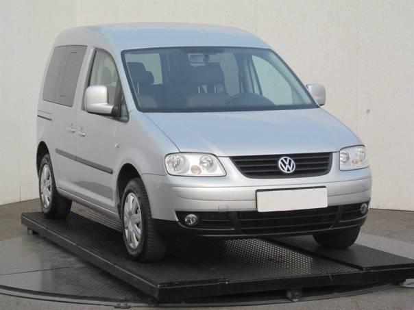 Volkswagen Caddy  2.0 i, Serv.kniha, foto 1 Užitkové a nákladní vozy, Do 7,5 t | spěcháto.cz - bazar, inzerce zdarma