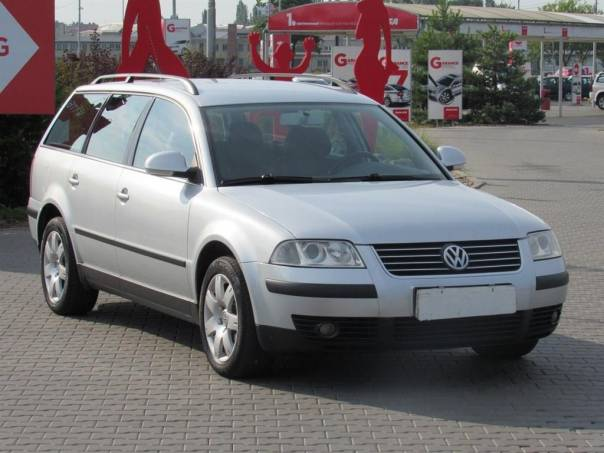 Volkswagen Passat  1.9 TDi, Serv.kniha, foto 1 Auto – moto , Automobily | spěcháto.cz - bazar, inzerce zdarma