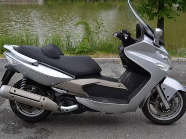 Kymco Xciting , foto 1 Auto – moto , Motocykly a čtyřkolky | spěcháto.cz - bazar, inzerce zdarma