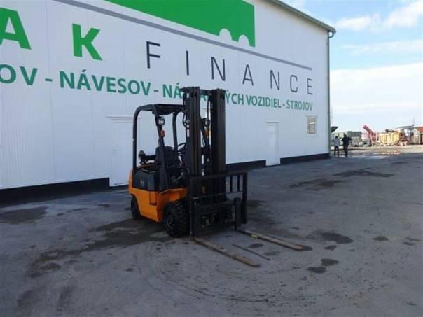 HANGCHA 15 N vysokozdvižný vozík, foto 1 Pracovní a zemědělské stroje, Vysokozdvižné vozíky | spěcháto.cz - bazar, inzerce zdarma