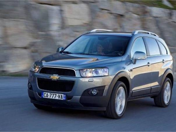 Chevrolet Captiva chevrolet captiva 2011, foto 1 Auto – moto , Náhradní díly a příslušenství | spěcháto.cz - bazar, inzerce zdarma