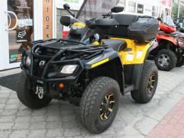 Can-Am Outlander Outlander 800R XT-P, původ ČR, servisní knížka , Auto – moto , Motocykly a čtyřkolky  | spěcháto.cz - bazar, inzerce zdarma