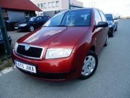 Škoda Fabia 1.4i16V,1.MAJITEL SRN , Auto – moto , Automobily  | spěcháto.cz - bazar, inzerce zdarma