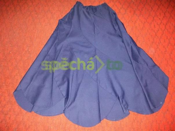Dámská dlouhá sukně vel.38 40  68ef6e2301