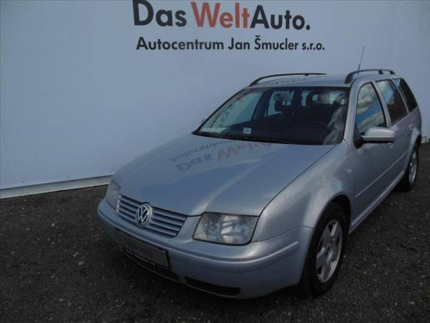 Volkswagen Bora 1.9 TDi, foto 1 Auto – moto , Automobily | spěcháto.cz - bazar, inzerce zdarma