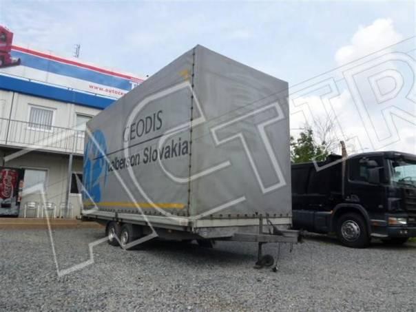 PODLEŠÁK JP 219 - 3,5 t, foto 1 Užitkové a nákladní vozy, Přívěsy a návěsy | spěcháto.cz - bazar, inzerce zdarma