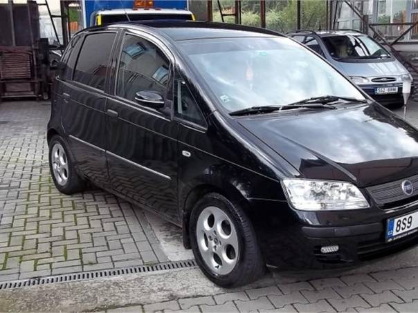 Fiat Idea 1,3 Mtj, foto 1 Auto – moto , Automobily | spěcháto.cz - bazar, inzerce zdarma