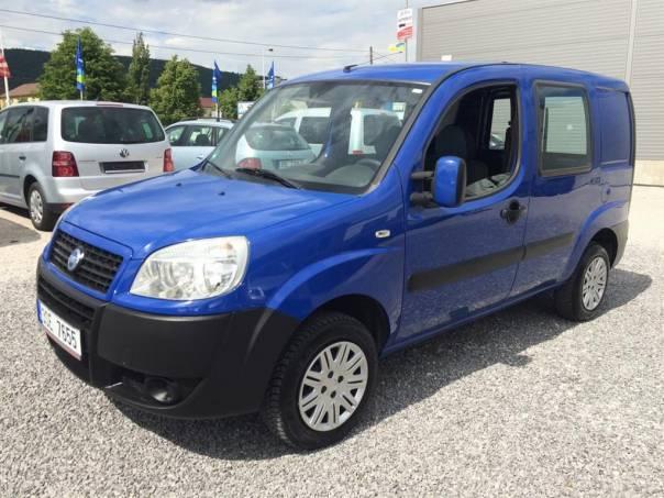 Fiat Dobló cargo 1.6i 16V CNG NATURAL POWER MOD.2007, foto 1 Auto – moto , Automobily | spěcháto.cz - bazar, inzerce zdarma