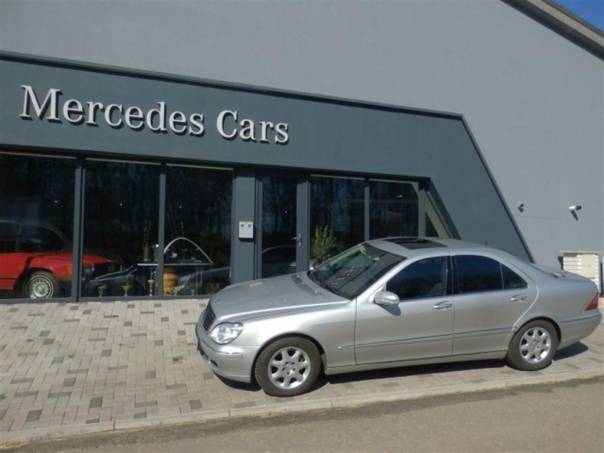 Mercedes-Benz Třída S S 400 CDI  W220, foto 1 Auto – moto , Automobily | spěcháto.cz - bazar, inzerce zdarma