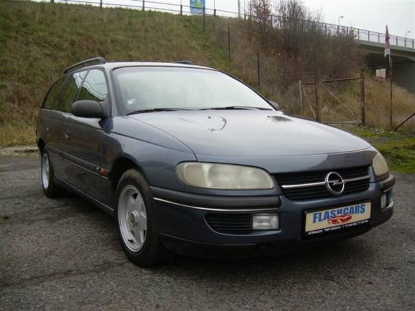Opel Omega 2.0 16V  PLYN,  DOKLADY SRN  BEZ STK ČR, foto 1 Auto – moto , Automobily | spěcháto.cz - bazar, inzerce zdarma