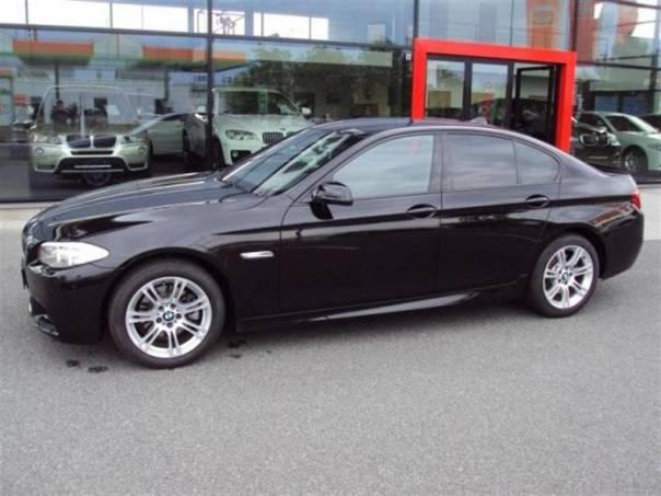 BMW Řada 5 520dA M-paket JAKO NOVÉ, foto 1 Auto – moto , Automobily | spěcháto.cz - bazar, inzerce zdarma