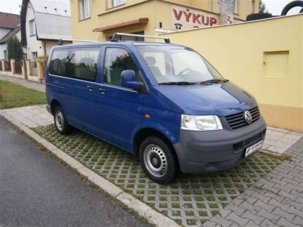 Volkswagen Transporter T5 1,9 TDI, foto 1 Auto – moto , Automobily | spěcháto.cz - bazar, inzerce zdarma