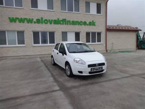 Fiat Punto 1.3 16V Multijet Classic, hatchback, P, M5, foto 1 Auto – moto , Automobily | spěcháto.cz - bazar, inzerce zdarma