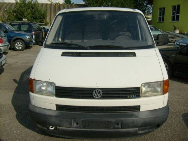 Volkswagen Transporter 2.5TDi CHLAĎÁK, foto 1 Užitkové a nákladní vozy, Do 7,5 t | spěcháto.cz - bazar, inzerce zdarma