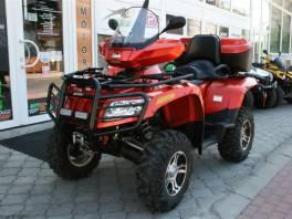 Arctic Cat 700 TRV 700 H1 EFI Cruiser, odpočet DPH, pásy TJD, radlice a další , Auto – moto , Motocykly a čtyřkolky  | spěcháto.cz - bazar, inzerce zdarma