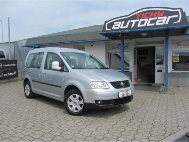 Volkswagen Caddy 2.0 CNG,Klima, serviska,ASR, foto 1 Auto – moto , Automobily | spěcháto.cz - bazar, inzerce zdarma