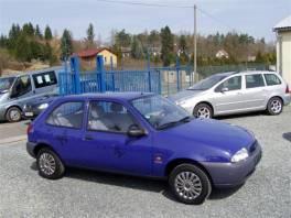 Ford Fiesta 1.3i , 4x kola navic , Auto – moto , Automobily    spěcháto.cz - bazar, inzerce zdarma