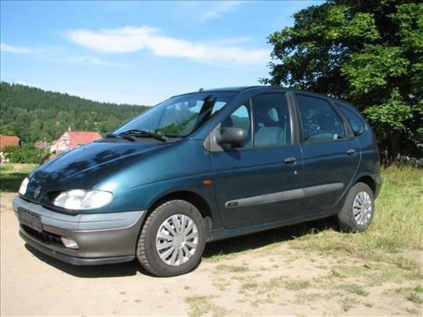 Renault Scénic 1,6 16v  RN, foto 1 Auto – moto , Automobily | spěcháto.cz - bazar, inzerce zdarma