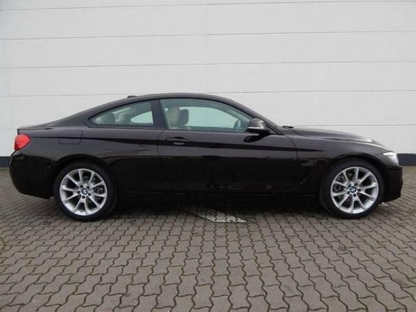 BMW  420d Coupé Navi Xen HUP Sv.kůže, foto 1 Auto – moto , Automobily | spěcháto.cz - bazar, inzerce zdarma