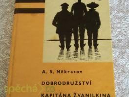 Dobrodružství kapitána Žvanílka KOD 42 , Hobby, volný čas, Knihy  | spěcháto.cz - bazar, inzerce zdarma