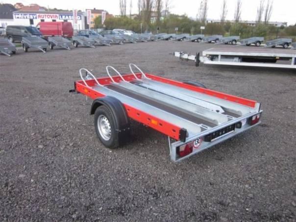 MOTO 2,52/1,48-2 750kg, foto 1 Užitkové a nákladní vozy, Přívěsy a návěsy | spěcháto.cz - bazar, inzerce zdarma