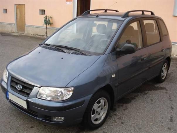 Hyundai Matrix 1.5CRD-60kW-Klima-Serv.kn.-ČR, foto 1 Auto – moto , Automobily | spěcháto.cz - bazar, inzerce zdarma